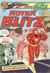 Cover Thumbnail for Roter Blitz (Egmont Ehapa, 1976 series) #37