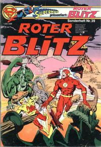 Cover Thumbnail for Roter Blitz (Egmont Ehapa, 1976 series) #39