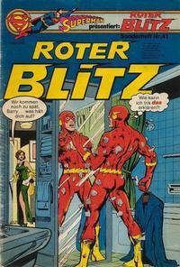 Cover Thumbnail for Roter Blitz (Egmont Ehapa, 1976 series) #41