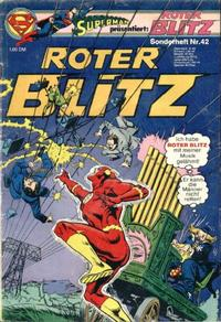 Cover Thumbnail for Roter Blitz (Egmont Ehapa, 1976 series) #42