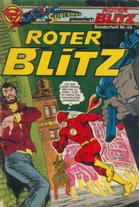 Cover Thumbnail for Roter Blitz (Egmont Ehapa, 1976 series) #44