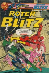 Cover Thumbnail for Roter Blitz (Egmont Ehapa, 1976 series) #46