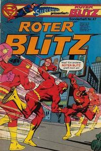 Cover Thumbnail for Roter Blitz (Egmont Ehapa, 1976 series) #47