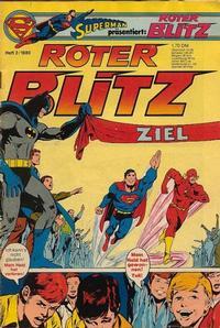Cover Thumbnail for Roter Blitz (Egmont Ehapa, 1976 series) #2/1980