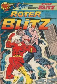 Cover Thumbnail for Roter Blitz (Egmont Ehapa, 1976 series) #4/1980
