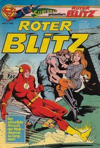 Cover Thumbnail for Roter Blitz (Egmont Ehapa, 1976 series) #5/1980