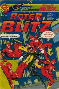 Cover Thumbnail for Roter Blitz (Egmont Ehapa, 1976 series) #6/1980
