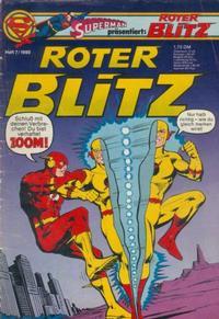 Cover Thumbnail for Roter Blitz (Egmont Ehapa, 1976 series) #7/1980
