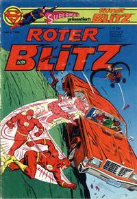 Cover Thumbnail for Roter Blitz (Egmont Ehapa, 1976 series) #9/1980