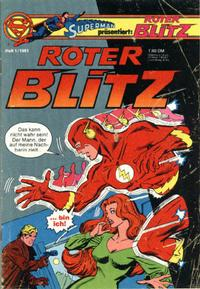 Cover Thumbnail for Roter Blitz (Egmont Ehapa, 1976 series) #1/1981