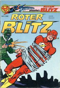 Cover Thumbnail for Roter Blitz (Egmont Ehapa, 1976 series) #1/1982