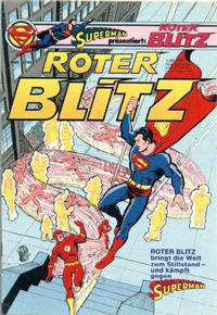 Cover Thumbnail for Roter Blitz (Egmont Ehapa, 1976 series) #2/1982