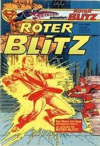 Cover Thumbnail for Roter Blitz (Egmont Ehapa, 1976 series) #3/1982