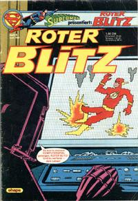 Cover Thumbnail for Roter Blitz (Egmont Ehapa, 1976 series) #6/1982