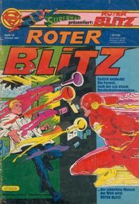 Cover Thumbnail for Roter Blitz (Egmont Ehapa, 1976 series) #10/1982