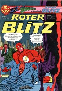 Cover Thumbnail for Roter Blitz (Egmont Ehapa, 1976 series) #2/1983