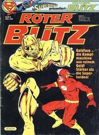 Cover Thumbnail for Roter Blitz (Egmont Ehapa, 1976 series) #3/1983