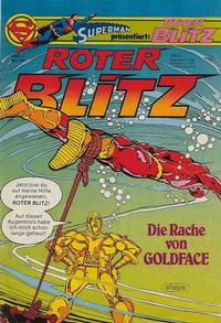 Cover Thumbnail for Roter Blitz (Egmont Ehapa, 1976 series) #5/1983