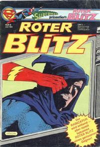 Cover Thumbnail for Roter Blitz (Egmont Ehapa, 1976 series) #6/1983