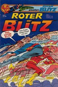Cover Thumbnail for Roter Blitz (Egmont Ehapa, 1976 series) #7/1983