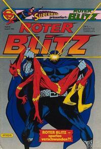 Cover Thumbnail for Roter Blitz (Egmont Ehapa, 1976 series) #8/1983