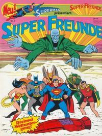 Cover Thumbnail for Super Freunde (Egmont Ehapa, 1980 series) #2