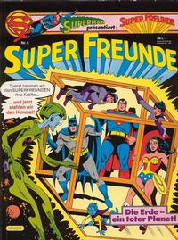Cover Thumbnail for Super Freunde (Egmont Ehapa, 1980 series) #8