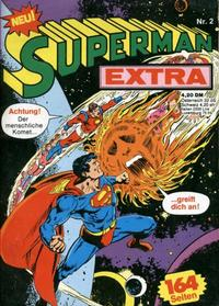 Cover Thumbnail for Superman Extra (Egmont Ehapa, 1980 series) #2