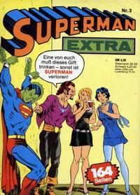 Cover Thumbnail for Superman Extra (Egmont Ehapa, 1980 series) #3