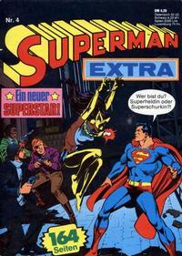 Cover Thumbnail for Superman Extra (Egmont Ehapa, 1980 series) #4