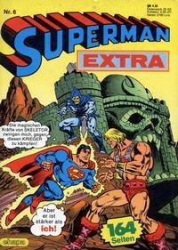 Cover Thumbnail for Superman Extra (Egmont Ehapa, 1980 series) #6