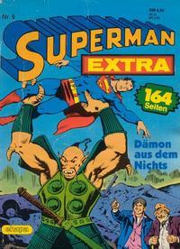 Cover Thumbnail for Superman Extra (Egmont Ehapa, 1980 series) #9