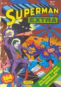Cover Thumbnail for Superman Extra (Egmont Ehapa, 1980 series) #10