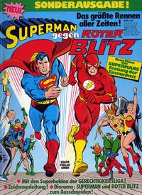 Cover Thumbnail for Superman Sonderausgabe (Egmont Ehapa, 1976 series) #[2] - Superman gegen Roter Blitz