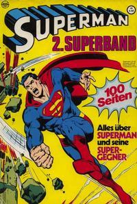 Cover Thumbnail for Superman Superband (Egmont Ehapa, 1973 series) #2