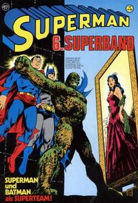 Cover Thumbnail for Superman Superband (Egmont Ehapa, 1973 series) #6