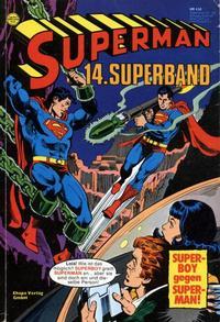 Cover Thumbnail for Superman Superband (Egmont Ehapa, 1973 series) #14