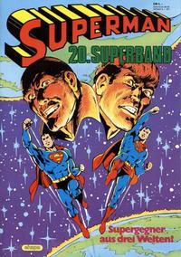 Cover Thumbnail for Superman Superband (Egmont Ehapa, 1973 series) #20