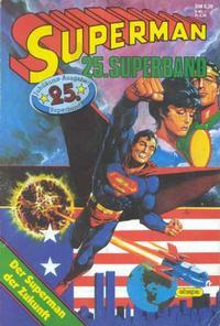 Cover Thumbnail for Superman Superband (Egmont Ehapa, 1973 series) #25