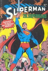 Cover Thumbnail for Superman Superband (Egmont Ehapa, 1973 series) #26