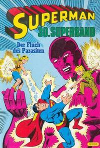 Cover Thumbnail for Superman Superband (Egmont Ehapa, 1973 series) #30