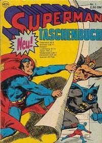 Cover Thumbnail for Superman Taschenbuch (Egmont Ehapa, 1976 series) #1