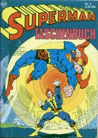 Cover Thumbnail for Superman Taschenbuch (Egmont Ehapa, 1976 series) #5