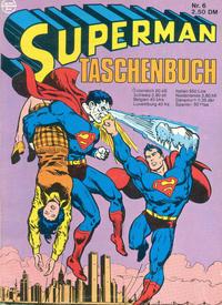 Cover Thumbnail for Superman Taschenbuch (Egmont Ehapa, 1976 series) #6