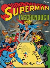 Cover Thumbnail for Superman Taschenbuch (Egmont Ehapa, 1976 series) #7