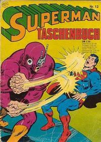 Cover Thumbnail for Superman Taschenbuch (Egmont Ehapa, 1976 series) #12