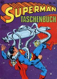 Cover Thumbnail for Superman Taschenbuch (Egmont Ehapa, 1976 series) #14