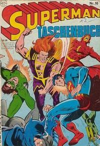 Cover Thumbnail for Superman Taschenbuch (Egmont Ehapa, 1976 series) #16