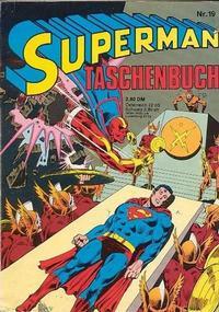 Cover Thumbnail for Superman Taschenbuch (Egmont Ehapa, 1976 series) #19