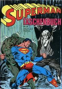 Cover Thumbnail for Superman Taschenbuch (Egmont Ehapa, 1976 series) #20